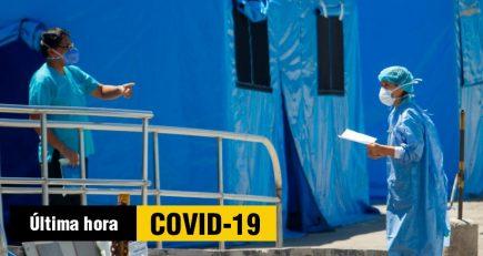 Arequipa: Aumentan 53 casos, sumando 624 contagios por coronavirus