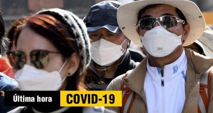 Avance del Coronavirus por distritos en Arequipa y estado de los pacientes