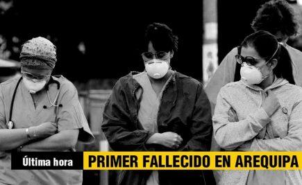 Covid-19: Confirman primera muerte en EsSalud de Arequipa