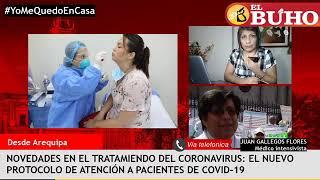 ¿Cuál es el tratamiento que prescribe el MINSA para pacientes Covid?/ Los niños y la cuarentena