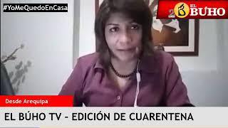 ¿En qué condiciones está el Hospital Honorio Delgado? – Entrevistas en cuarentena