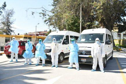 Arequipa: cómo será el recojo de cadáveres de víctimas del Covid-19