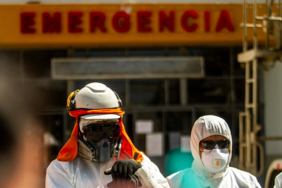 Hospital Honorio Delgado en jaque por paciente infectada con coronavirus