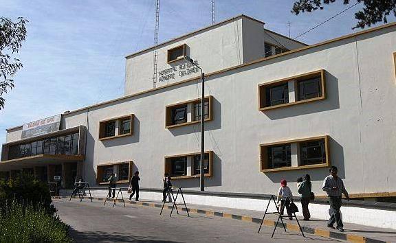 Hospital Honorio Delgado Espinoza atenderá a los pacientes en estado crítico
