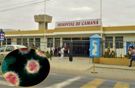 Arequipa: Hospital de Camaná en cuarentena por paciente Covid-19