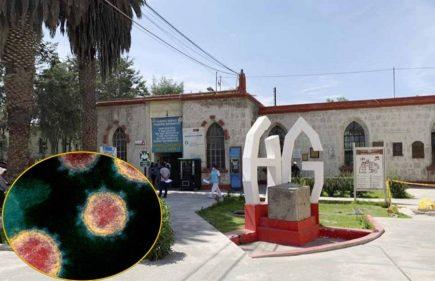 Arequipa: hospital Goyeneche en cuarentena por paciente con coronavirus