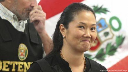 Keiko Fujimori: Poder Judicial confirma libertad de lideresa Fuerza Popular