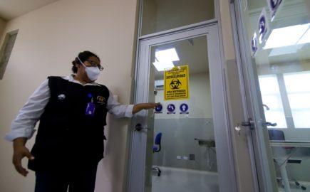 Otra carencia: laboratorios de Gerencia de Salud y UNSA esperan habilitación