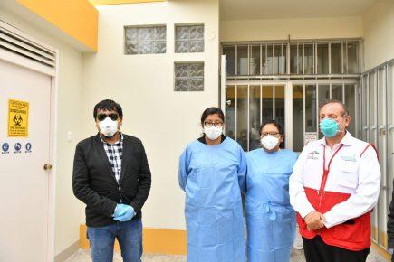 Laboratorio de descarte de coronavirus comenzó a funcionar en Arequipa