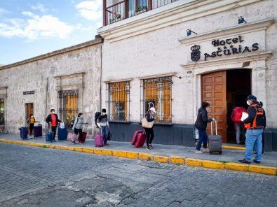 Arequipa: investigan traslado de pasajeros durante cuarentena