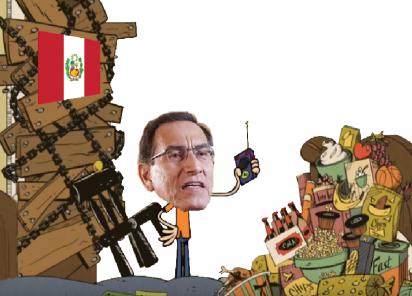 Alista el candado| Al Vuelo, noticias desde Arequipa – Perú  07/04/20