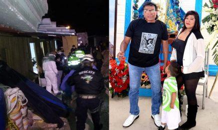 Feminicidio: recluyen a vigilante que mató a joven madre en cuarentena
