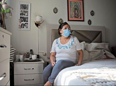 Cómo cuidarse en casa si se contagia del coronavirus
