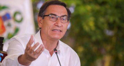 Coronavirus en Perú: «Estamos llegando al límite de nuestra capacidad de respuesta», reconoce presidente Vizcarra (VIDEO)
