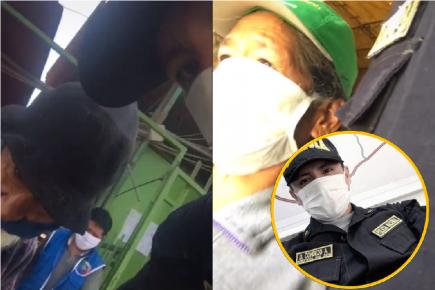 Policía se convierte en un ángel para los más necesitados (VIDEO)