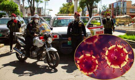 Arequipa: 19 policías de la USE dan positivo a coronavirus