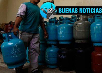 Balón de gas debe bajar al menos 9 soles su precio a partir de la próxima semana