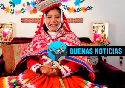 Profesora brinda clases gratuitas de quechua durante cuarentena