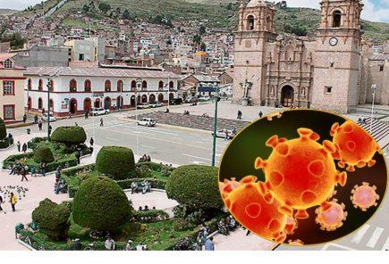 Puno: Gobernador confirma primer contagio por coronavirus