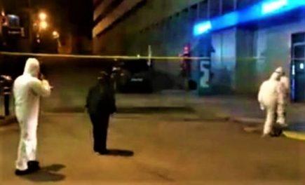 Arequipa: Levantan cadáver en Av. Ejército ante posible muerte por coronavirus