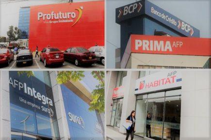 La corona de las AFP| AL VUELO noticias desde Arequipa – Perú  01/04/20