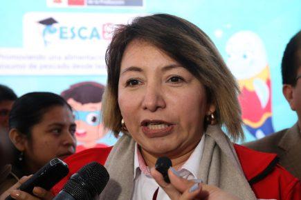 Ministra de la producción: no habrá ninguna actividad de atención al público