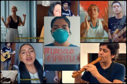 «Un solo espíritu»: La canción peruana que esta conmoviendo a todo el país