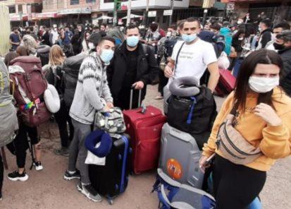 Arequipa: aquí la lista de los primeros pasajeros varados que retornarán desde Lima