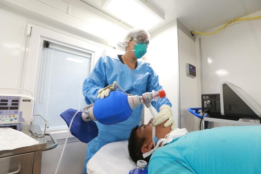 Arequipa: hospitales tienen el 90% sus ventiladores mecánicos ocupados