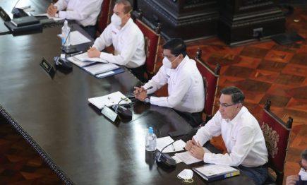 Vizcarra: 3 millones de aportantes podrán retirar hasta 2 mil soles y anuncia reforma del sistema AFPs