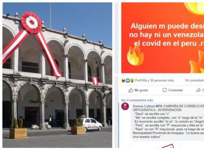 MPA intervendrá publicaciones en Facebook para corregirlas