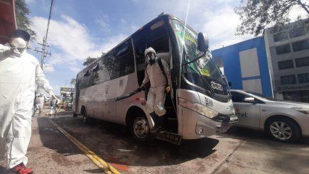 Arequipa: Transporte público divide a Municipalidad Provincial y Comando COVID