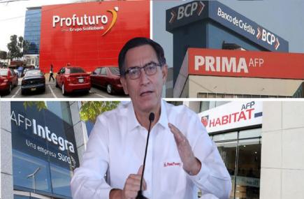 Las AFP volvieron a salirse con las suyas| AL VUELO noticias desde Arequipa – Perú  13/05/20