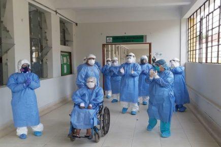 Arequipa: Geresa ha reportado más de 86 mil pacientes covid recuperados