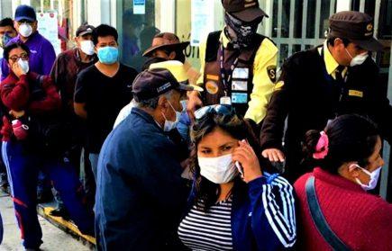 Arequipa: Cantidad de casos positivos subió de 4.5 a 6.7% al duplicarse muestreo