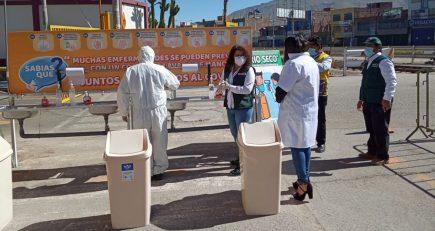 Gobierno da luz verde a reapertura del mercado de Río Seco
