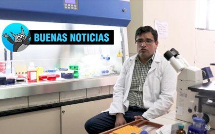 Arequipeño en equipo científico trabaja en pruebas moleculares de mayor eficacia