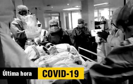Arequipa: casos positivos suben a 3 474 y dos personas fallecen en últimas horas