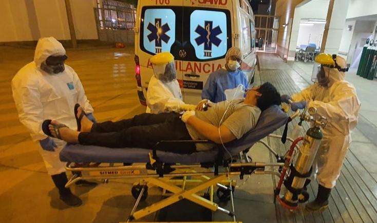 Arequipa: el coronavirus ya desbordó la capacidad de los hospitales
