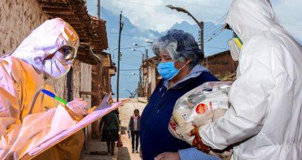 Arequipa y la deficiente gestión de canastas de víveres para familias humildes