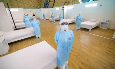 Centro de Aislamiento Cerro Juli recibirá a 100 pacientes infectados en I fase