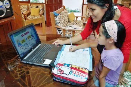 Educación virtual  2020   AL VUELO noticias desde Arequipa – Perú  05/05/20
