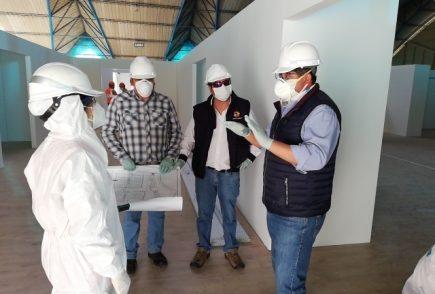 Contraloría: ejecución de Centro de Aislamiento Cerro Juli presenta deficiencias