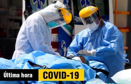 Arequipa supera los 90 mil infectados, con 19 fallecidos en un día