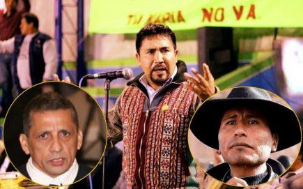 Arequipa: Cáceres Llica pide libertad de Antauro Humala y Walter Aduviri
