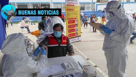 Coronavirus: Cajamarca contuvo los contagios con una estrategia anticipada