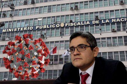 Covid en el Ministerio Público| AL VUELO noticias desde Arequipa – Perú 12/05/20