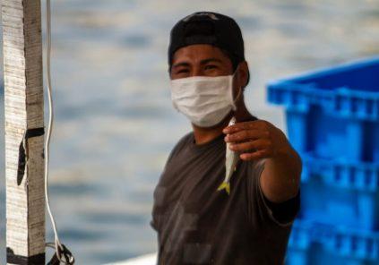 La pesca artesanal y el coronavirus en Arequipa (FOTOS)