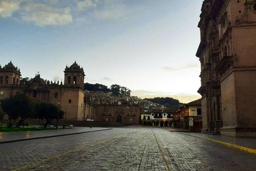 Coronavirus en Cusco