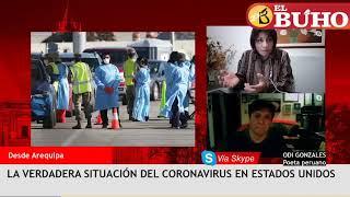 Los inmigrantes latinos en Nueva York en medio de la pandemia – entrevistas